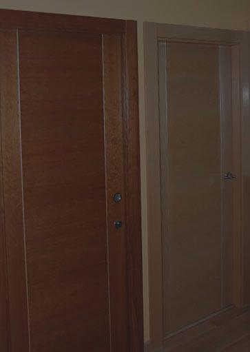 catálogo puertas de madera sanvi