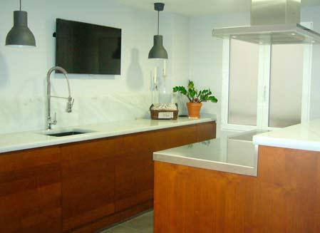 muebles de cocina madera