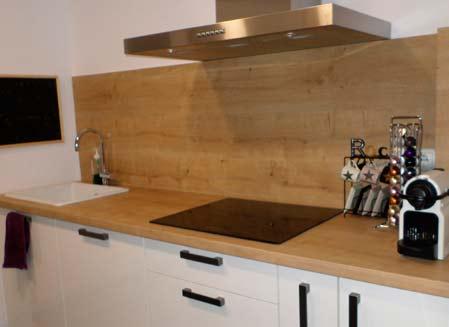 mobiliario de cocina madera claro