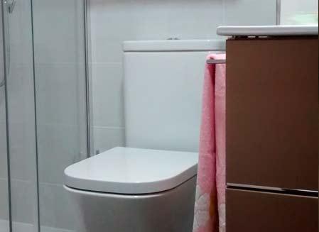 mueble de baño vater blanco de diseño
