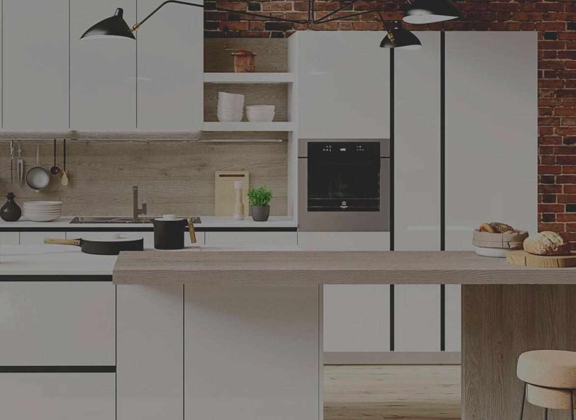 Muebles de cocina en Zaragoza | Reformas integrales SANVI